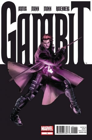 Gambit édition Issues V5 (2012 - 2013)