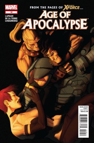 Age of Apocalypse # 10 Issues V1 (2012 - 2013)