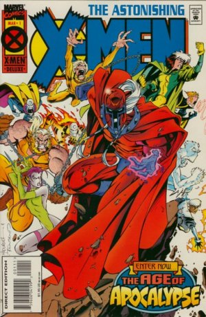 Astonishing X-Men # 1 Issues V1 (1995)