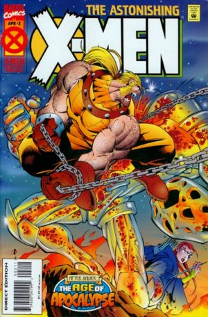Astonishing X-Men # 2 Issues V1 (1995)