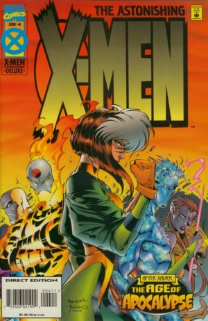 Astonishing X-Men # 4 Issues V1 (1995)