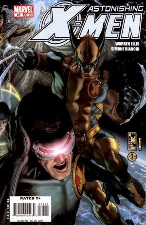 Astonishing X-Men # 25 Issues V3 (2004 - 2013)