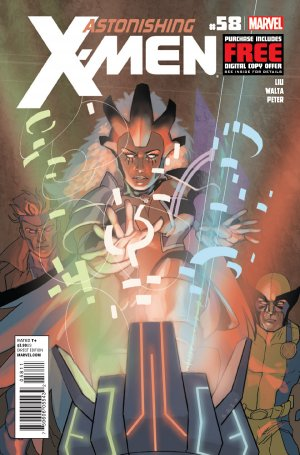 Astonishing X-Men # 58 Issues V3 (2004 - 2013)
