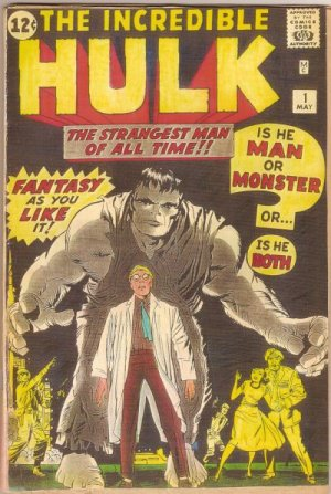 The Incredible Hulk # 1 Issues V1 (1962 - 1963)