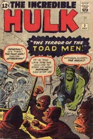 The Incredible Hulk # 2 Issues V1 (1962 - 1963)