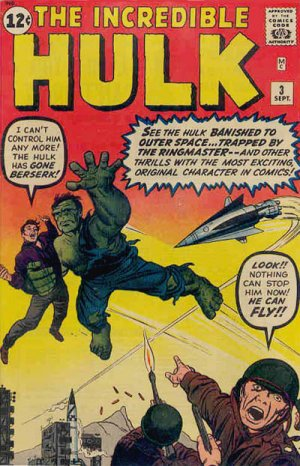 The Incredible Hulk # 3 Issues V1 (1962 - 1963)
