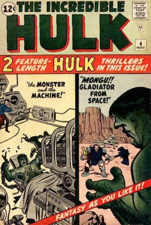 The Incredible Hulk # 4 Issues V1 (1962 - 1963)