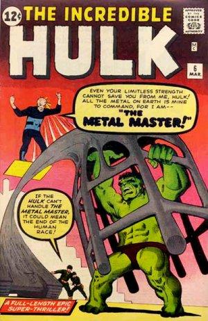 The Incredible Hulk # 6 Issues V1 (1962 - 1963)
