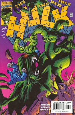 The Incredible Hulk # 13