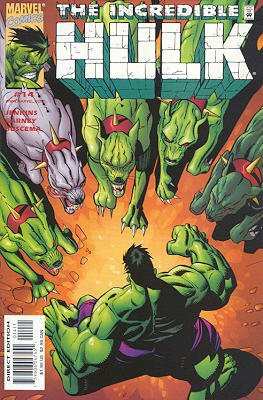 The Incredible Hulk # 14