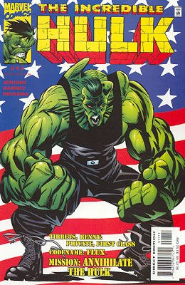 The Incredible Hulk # 17