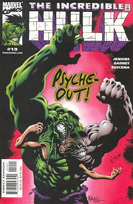 The Incredible Hulk # 19