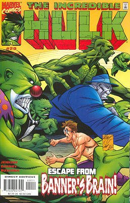 The Incredible Hulk # 20