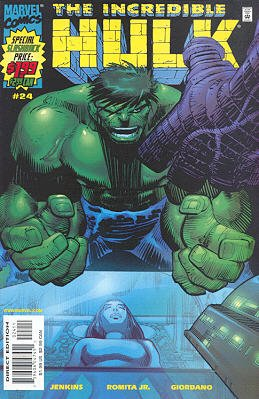 The Incredible Hulk # 24