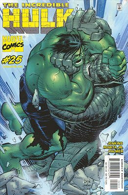 The Incredible Hulk # 25