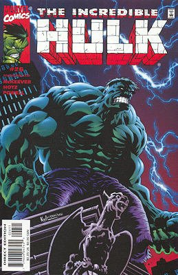 The Incredible Hulk # 26