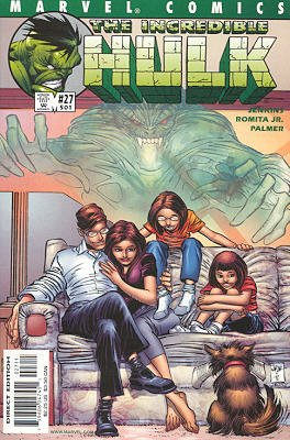 The Incredible Hulk # 27