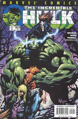 The Incredible Hulk # 29