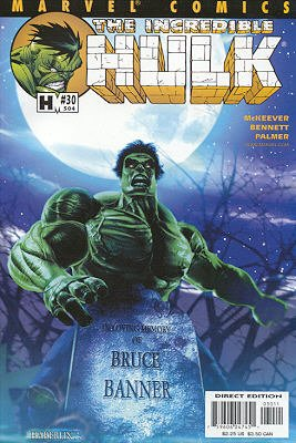 The Incredible Hulk # 30