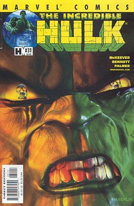 The Incredible Hulk # 31
