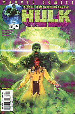 The Incredible Hulk # 32