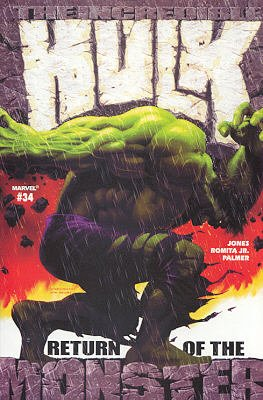 The Incredible Hulk # 34