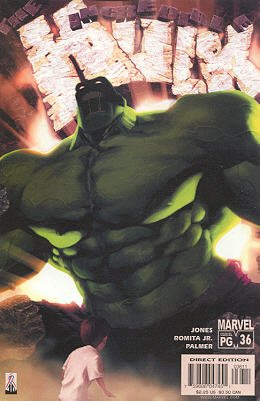The Incredible Hulk # 36