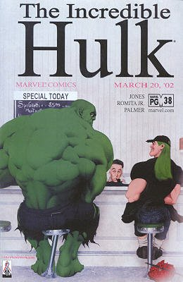The Incredible Hulk # 38