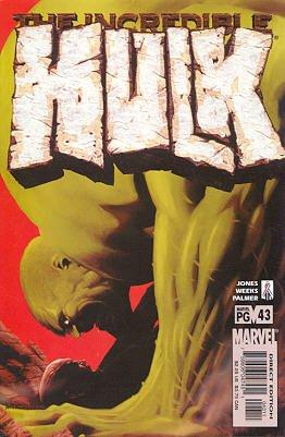 The Incredible Hulk # 43
