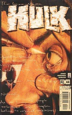 The Incredible Hulk # 44