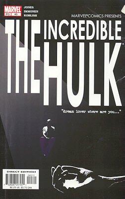 The Incredible Hulk # 45