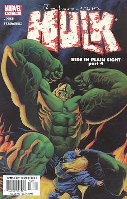 The Incredible Hulk # 58