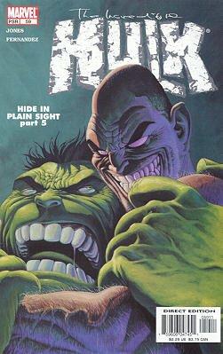 The Incredible Hulk # 59