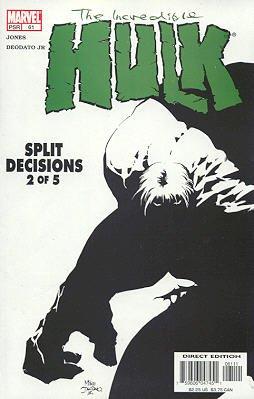The Incredible Hulk # 61