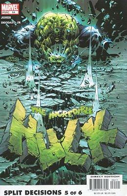 The Incredible Hulk # 64