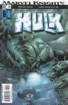 The Incredible Hulk # 70