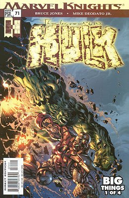 The Incredible Hulk # 71
