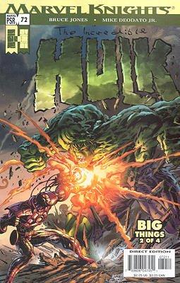 The Incredible Hulk # 72