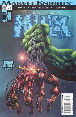 The Incredible Hulk # 73