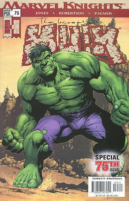 The Incredible Hulk # 75