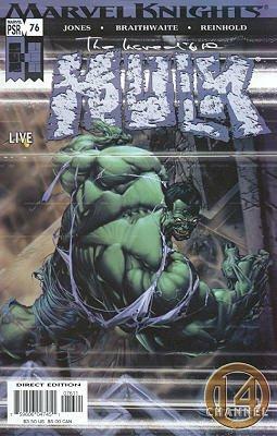 The Incredible Hulk # 76