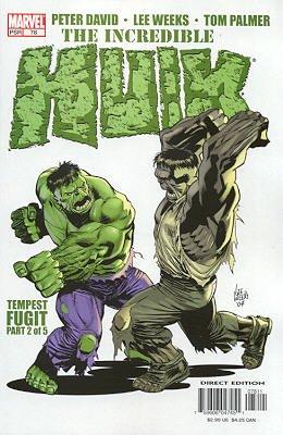 The Incredible Hulk # 78