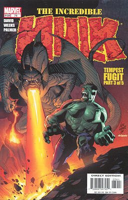 The Incredible Hulk # 79