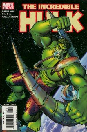 The Incredible Hulk # 89