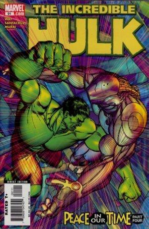 The Incredible Hulk # 91