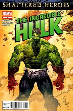 The Incredible Hulk édition Issues V3 (2011 - 2012)