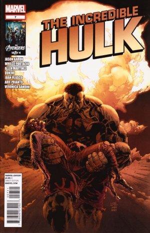 The Incredible Hulk # 7
