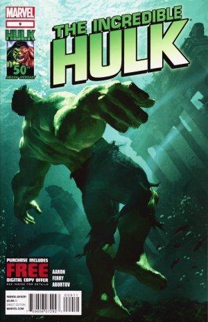 The Incredible Hulk # 9