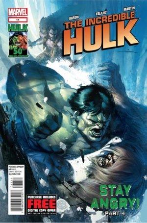 The Incredible Hulk # 11