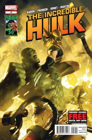 The Incredible Hulk # 12 Issues V3 (2011 - 2012)